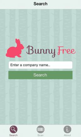 bunny-free-screen-shot