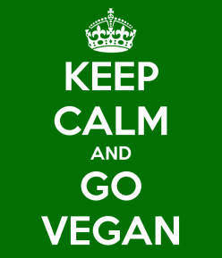 KeepCalmAndGoVegan