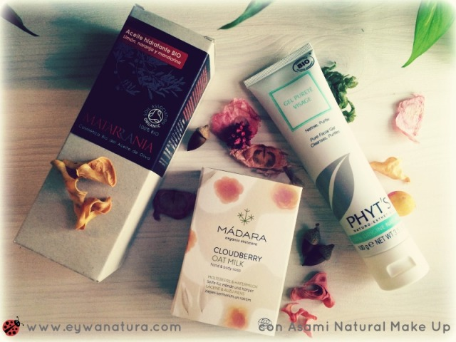Sorteo Eywanatura Asami Natural Make Up