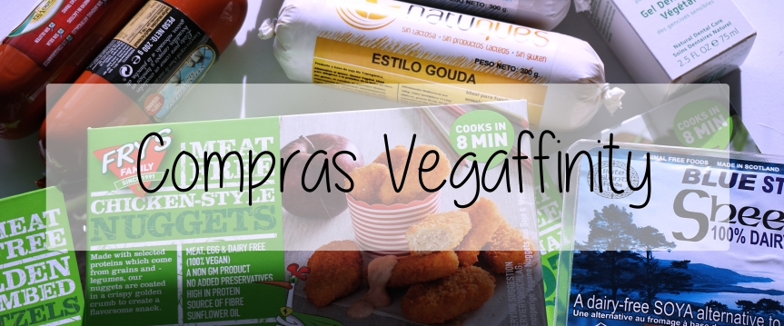 Compras Vegaffinity: Granovita, Fry's, Sheese, Natuques y Weleda | Asami